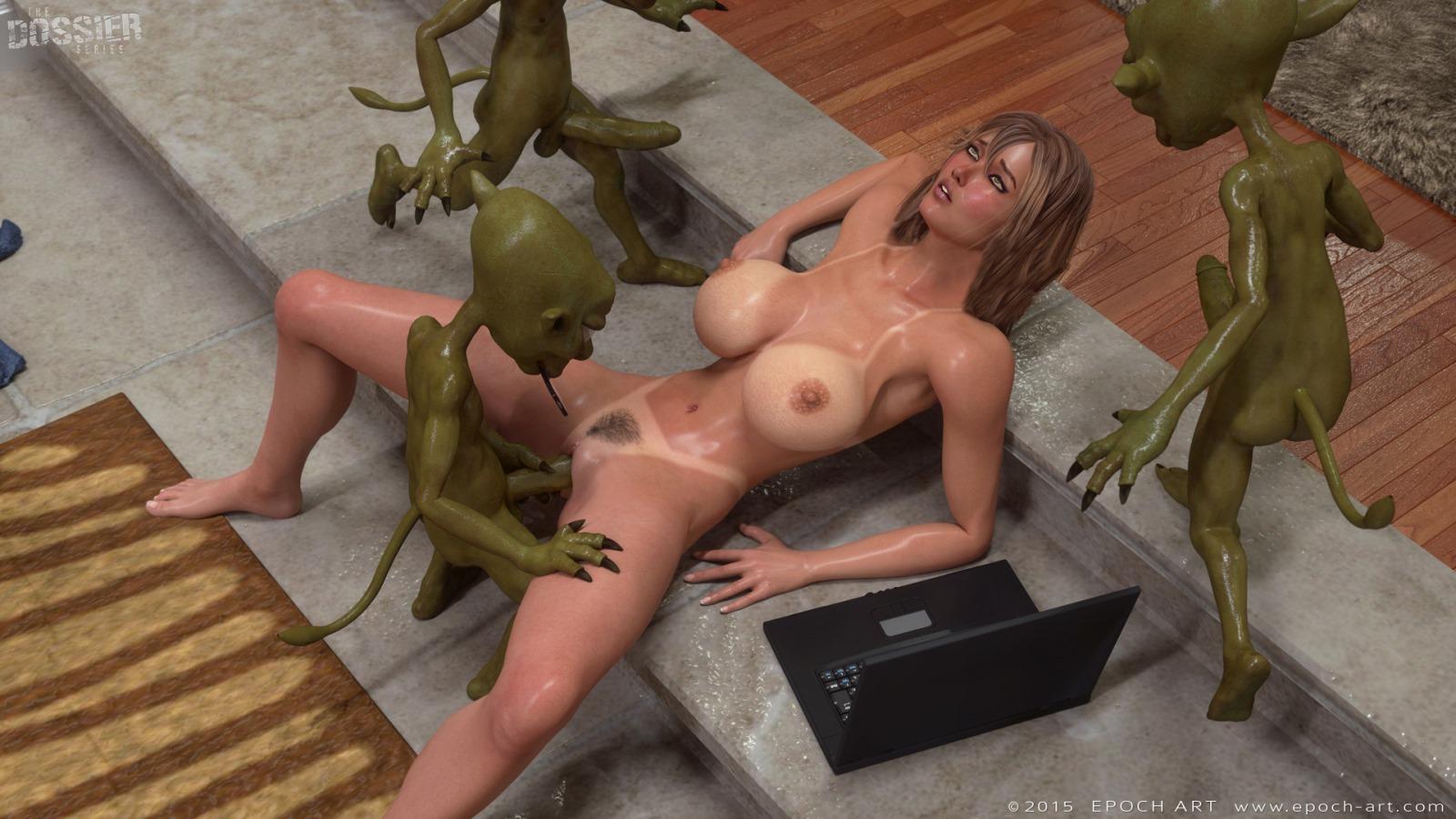 First Porn Scene