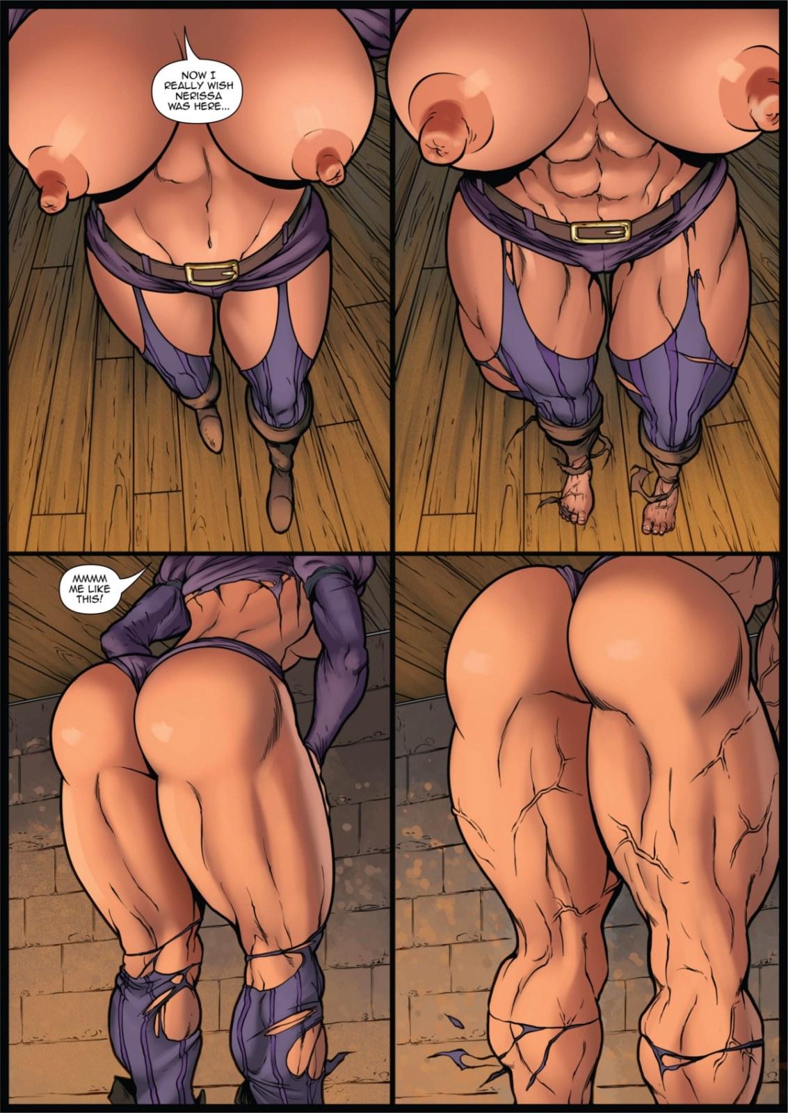 Go My Way Porn Comic